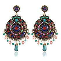 Get YouBella Fashion Jewellery Bohemian Stylish Multi-Color Fanc at Rs 199 | Amazon Offer