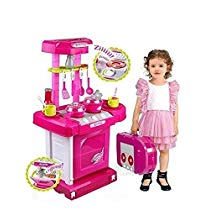 Get Zest 4 Toyz Kitchen Set Kids Luxury Battery Operated Kitche at Rs 1169 | Amazon Offer
