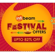 Infibeam Diwali Festival Offers - Get Upto 82% OFF On Mobiles, Books, Clothes, Shoes & More | infibe