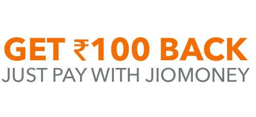 Jio Money Filmy Weekends - Get Rs 100 Back with Jio Money on Bookmyshow