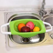 MosQuick Folding Plastic Vegetable , Fruit Storage Holder , Basket and Strainer,1-Piece at Rs 199 |