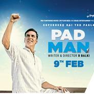 Pad Man Movie Ticket - Pay Using Mobikwik & Get SuperCash Upto Rs.300 | Bookmyshow Offer