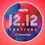 Paytm 12.12 Festival Sale - Pay Using Paytm at Your Favorite Store & Get Best Deals | paytmmall Offe