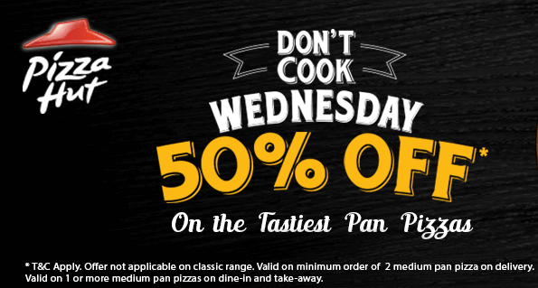 Don't Cook Wednesdays