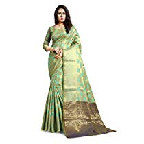 Ruchika Fashion Women's Georgette Saree Free Size at Rs 1079 | Amazon Offer