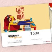Send an Email Gift card and Get Upto Rs.50 Cashback | Amazon Offer