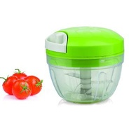 Sheffield Classic all in one Plastic Food Chopper, vegetable cutter, and Food Processor Green at Rs