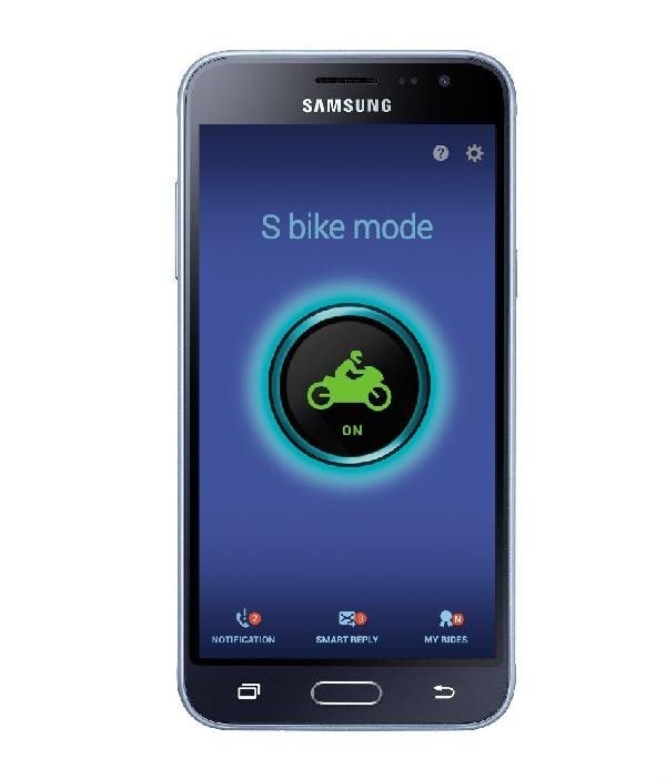 Snapdeal - Samsung Galaxy J3 with S bike mode (8 GB) at 7990/-