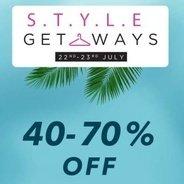 Style Get Ways Sale Flat 40% - 60% OFF | Myntra Offer