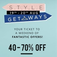 Style Get Ways Sale Flat 40% - 70% OFF | Myntra Offer