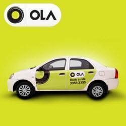 TRAVEL100 Ola Cabs at Flat Rs 100 Next Ola Ride.